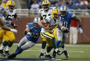 Czy Packers wyjdą z małego dołka po meczu z Lions?