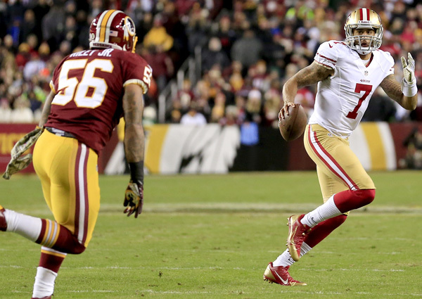 san-francisco-49ers-washington-redskins-colin-kaepernick-robert-griffin-iii