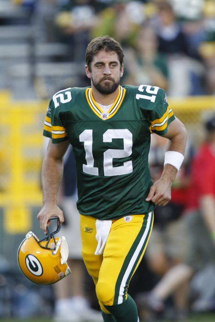 Aaron Rodgers zagra swój najważniejszy mecz w sezonie. Czy zapewni Packers odpoczynek w pierwszej rundzie?