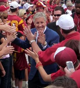 Dla fanów USC Trojans był bohaterem, do czasu wybuchnięcia skandalu