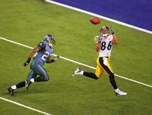 Super Bowl XL - Do tej pory jedyne w jakim udział wzięli Seahawks