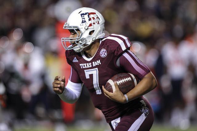 NCAA Football: Texas El Paso at Texas A&M