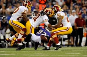 Na co stać Redskins w tym sezonie?