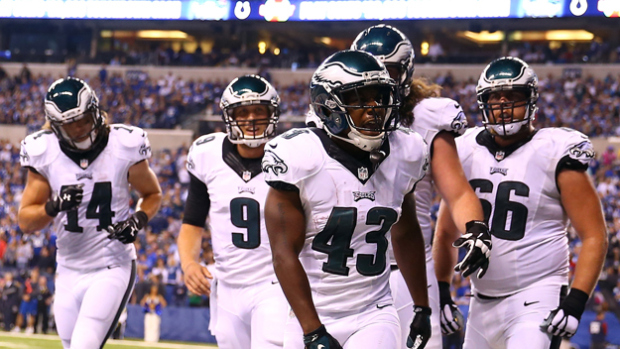 Philadelphia Eagles v Indianapolis Colts