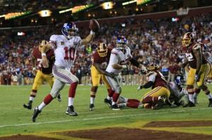 Kto wygra NFC East? Giants czy Redskins?
