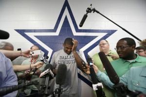 Michael Sam nie jest już zawodnikiem Dallas Cowboys