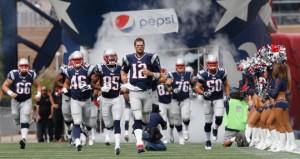 Czy ktoś jest w stanie zatrzymać Patriots?