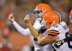 Johnny Manziel twierdzi, że nie zobaczymy już takiego gestu na boisku...