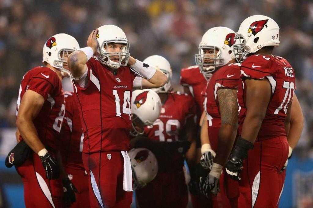 Cardinals to bez wątpienia największe rozczarowanie pierwsze weekendu w postseason