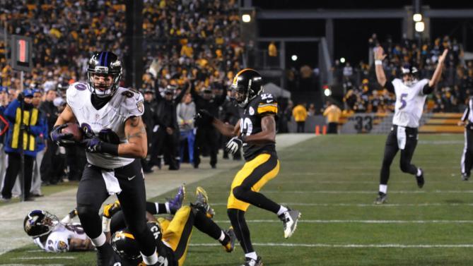"""Baltimore Ravens zaskoczyli i awansowali do miana """"czarnego konia"""" rozgrywek"""