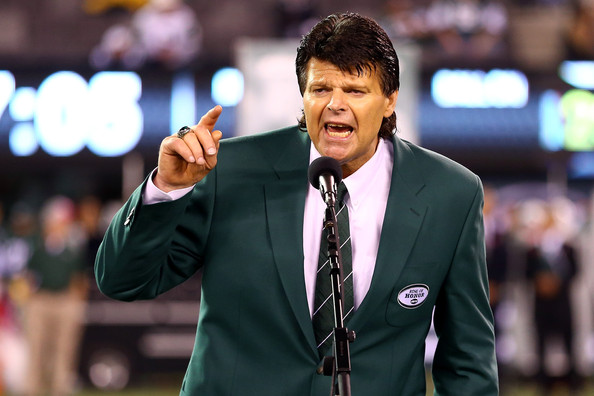 Mark Gastineau to legenda New York Jets