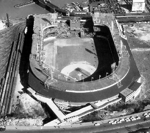 Stadion Polo Grounds w Nowym Jorku
