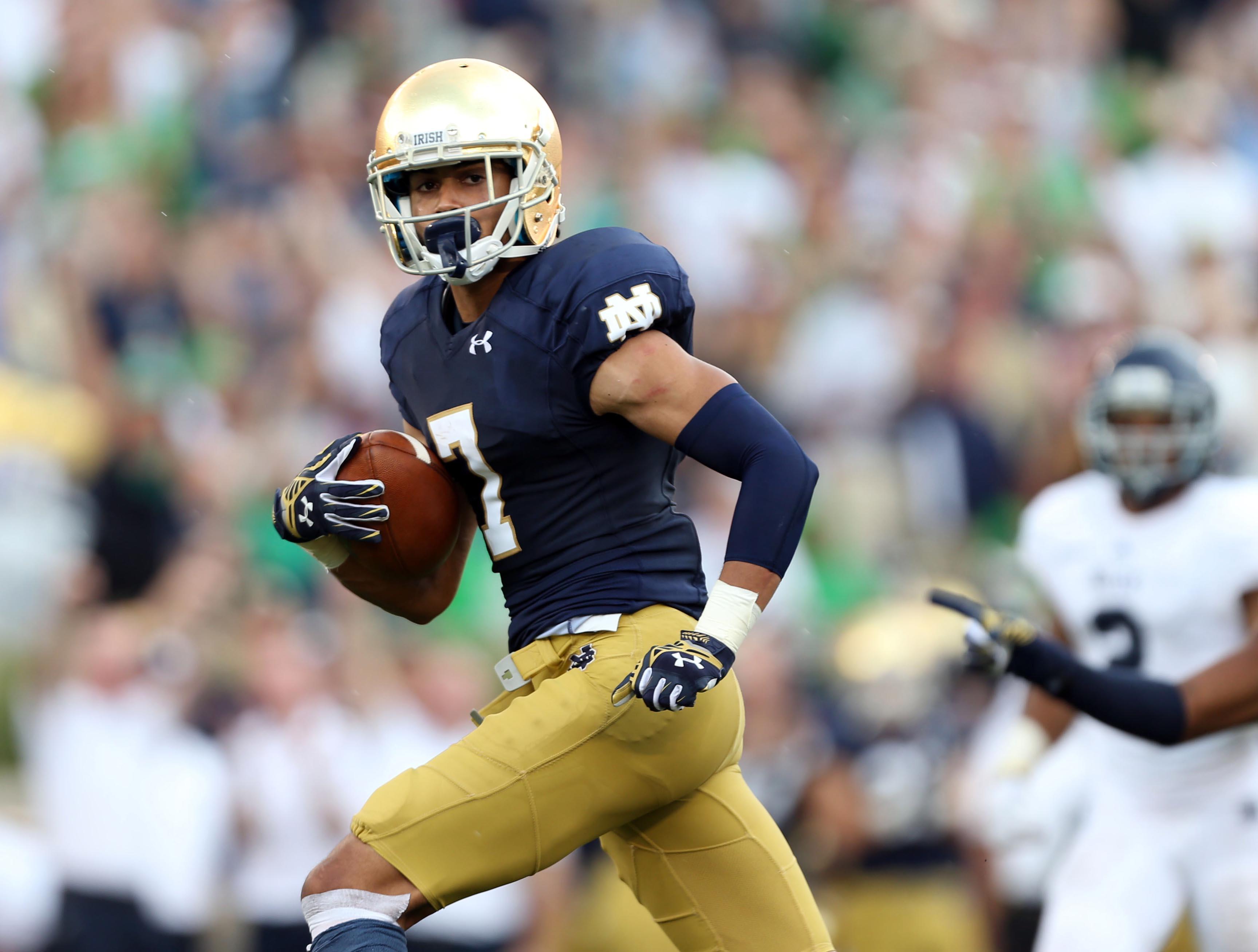 William Fuller będzie na pewno w centrum wydarzeń ofensywnych ekipy Notre Dame