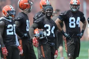 Jak wyglądać będzie formacja ataku Browns w nadchodzącym sezonie?