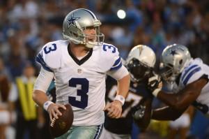 Czy backup Tony'ego Romo godnie go zastąpi?