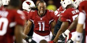 Czy Larry Fitzgerald poprowadzi Cardinals wprost do Super Bowl?