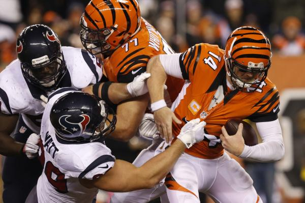 Czy Bengals zadbają o większy komfort gry dla Daltona?