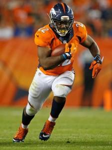 Na jak długo zabraknie Andersona w składzie Broncos?