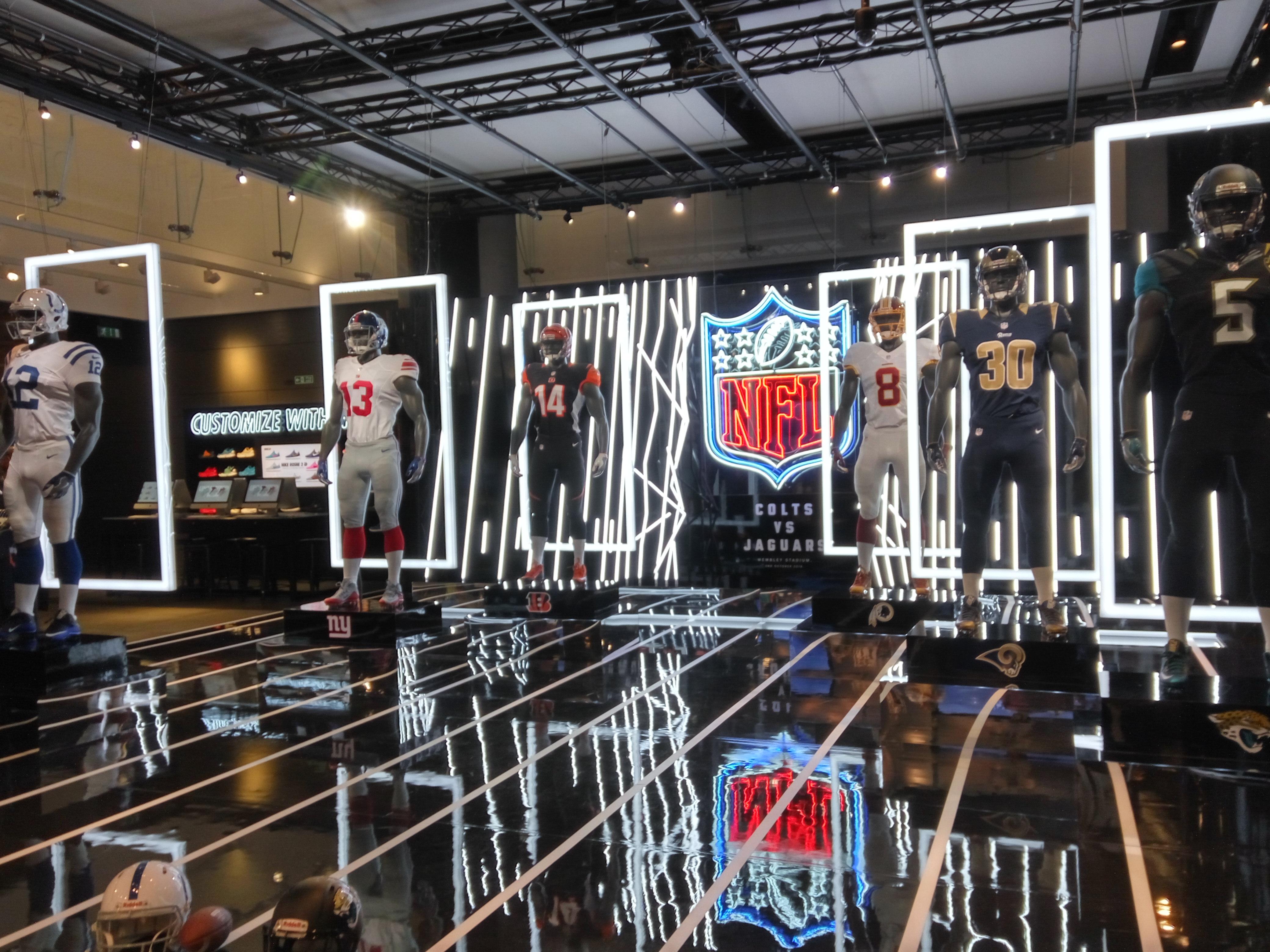 NFL Nike