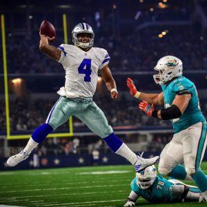 Koniec spekulacji! Tony Romo oddaje miejsce Dak'owi!