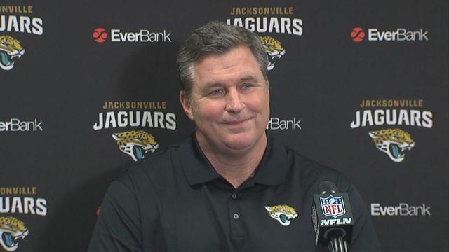 Czy Doug Marrone odbuduje Jaguars na przyszły sezon?