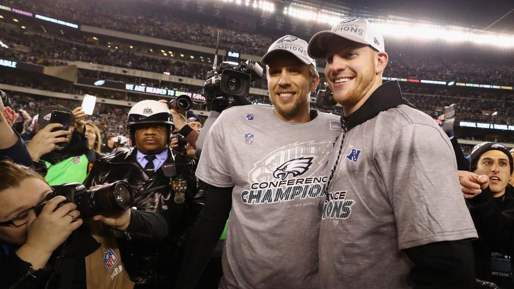 NFC Championship - Minnesota Vikings v Philadelphia Eagles