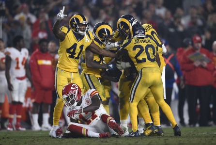 Chiefs Rams Football